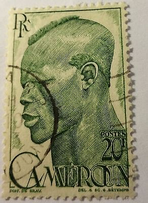 Cameroon  Scott #320     Used Scu811Gh  Stamp .....worldwide Stamps