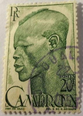 Cameroon  Scott #320     Used Scu300Au  Stamp .....worldwide Stamps
