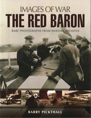 The Red Baron by Barry Pickthall 9781473833586 (Paperback, 2015)