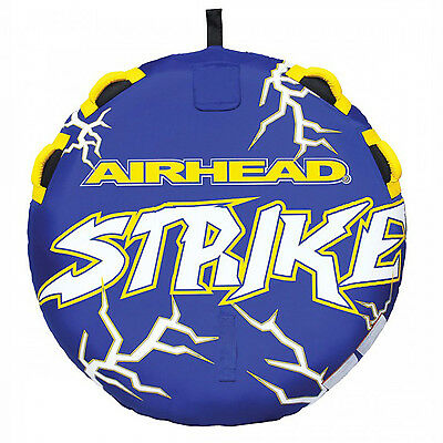 Airhead Strike Towable Ski Tube Inflatable Biscuit Boat Ride