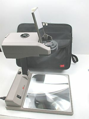 3M 2660 Overhead Projector High Quality Varifocal Triplet Projection Head wCase