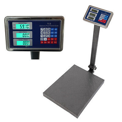 New Heavy Duty 300Kg Industrial Platform Postal Weighing Scales Acs-300
