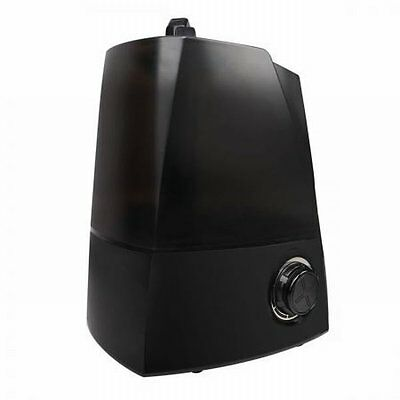NEW 5.8L Home Office Ultrasonic Cool Mist Air Humidifier Black, Quiet Operation