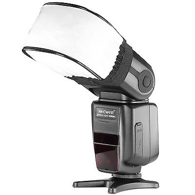 Neewer Softbox Mini Diffusore per Flash Canon, Nikon, Sigma, Sony, Pentax ecc.