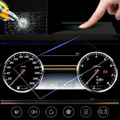 "7"" 8"" Clear Car Navigation GPS Screen Protector Tempered Glass Protective Film"