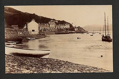 Aberdovey - real photographic postcard