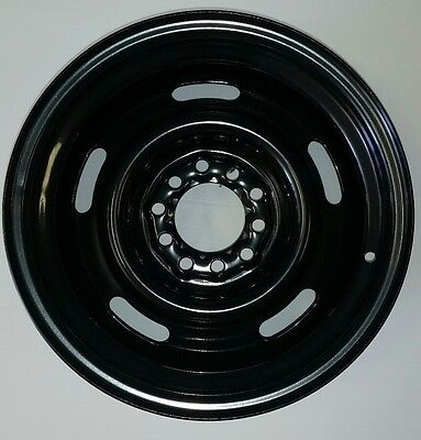 "Rally Wheel Multi Ford Chev 5X4.5""  5X4.75""   15X8  Steelie"