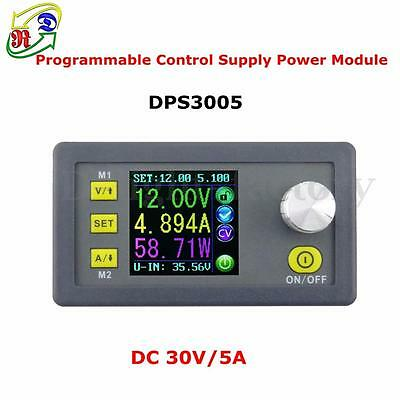 DPS3005 LCD Buck Adjustable DC Constant Voltage Step-down Power Supply Module 5A
