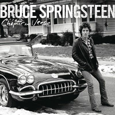 Bruce Springsteen - Chapter And Verse (NEW CD)