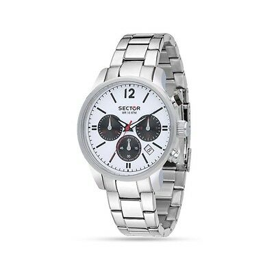 Orologio SECTOR 640 CHRONOGRAPH Stainless steel - R3273693003