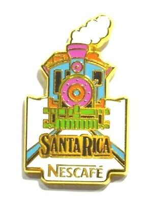 Pins Cafe Torrefaction Santa Rica Nescafe A. Bertrand