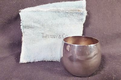 Mid Century Modernist Tiffany & Co. Sterling Silver Shot Cup #25005