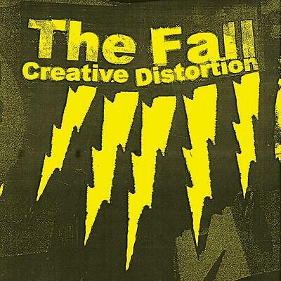 The Fall(2CD+DVD Album)Creative Distortion-Secret-SECDP088-UK-2014-New