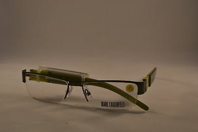 Authentic Karl Lagerfeld KL188 Men's Designer Glasses Frames 140|16|54 - Green