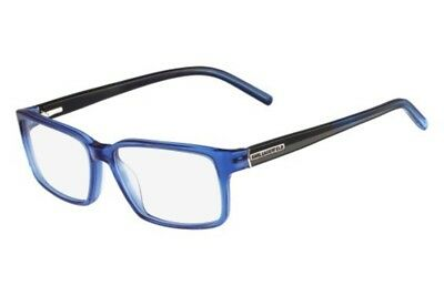 Authentic Karl Lagerfeld KL816 Men's Designer Glasses Frames 140|16|55 - Blue