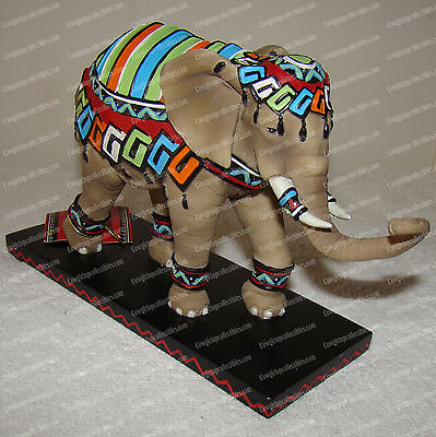 DAYO Elephant (by Westland Giftware, 13047) 1E / 0367 (Retired Collection)