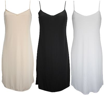 Ex Store V Neck Full Slip