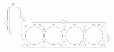 """Cometic Gasket for Toyota 18R 1972-81 2.0L 1968cc 8v 4 CYL .043"""" 92mm CFM-20 Hea"""
