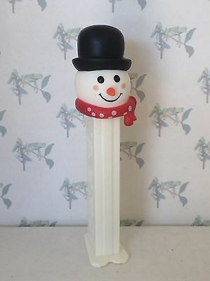 PEZ - Christmas Theme 2013 - Snowman - 7.5 China - Loose