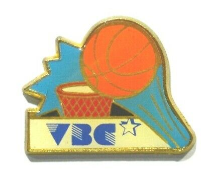 Pins Basket Ball Vbc Vaulx Basket Club 69 Vaulx En Velin Rhone