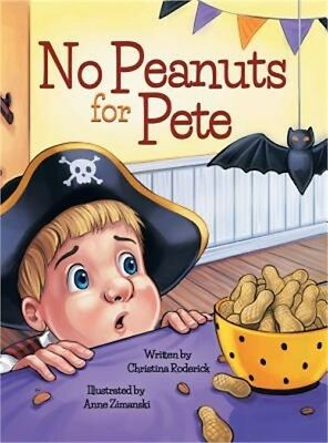 No Peanuts for Pete (Hardback or Cased Book)