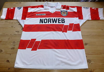 Wigan Ellgreen Rugby League Jersey Shirt Top Xxlarge