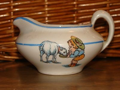 Taylor Smith Taylor Iona Childs Creamer Boy and Lamb