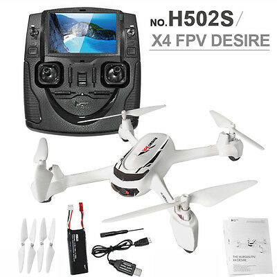 Hubsan H502S X4 FPV Drone Quadcopter with 720P HD Camera GPS Automatic Return
