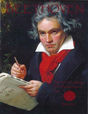 Ludwig Beethoven- Strand of His Hair