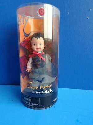 2001 Halloween Party Tommy Vampire Doll- Barbie Family