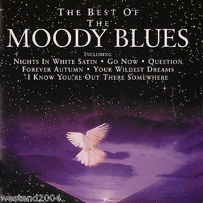 Moody Blues ~ Very Best Of ~ Greatest Hits ~ NEW CD ALBUM ~ REMASTERED EDITION