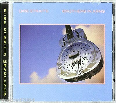 Dire Straits ~ Brothers In Arms ~ REMASTERED  ~ NEW CD ALBUM ~ Mark Knopfler