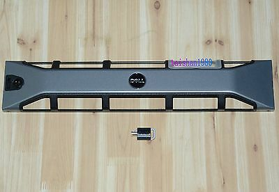 New Dell PowerEdge R710 R810 R815 Server Front Bezel w/ Key Dell HP725 PVKWW
