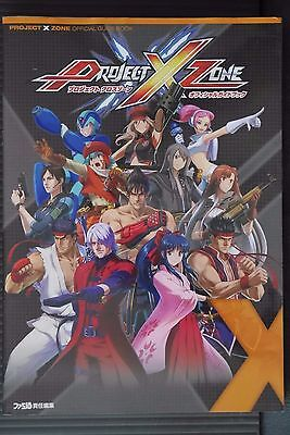 JAPAN Project X Zone Official Guide Book