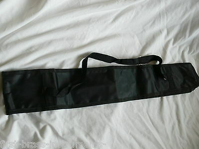 New Strong Music Stand Soft Carry Case/Bag With Shoulder Strap