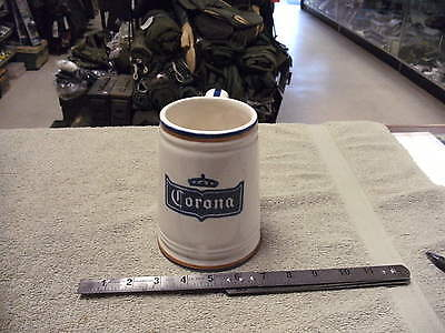 Corona Beer Drinking Ceramic Mug