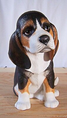 Lenox Beagle Pup Dog Figure The Breed Puppy Collection 1994 Rare Retired