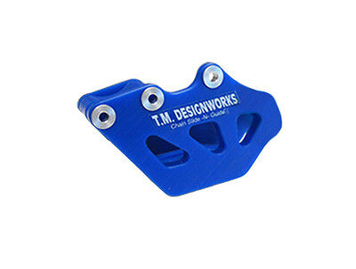 Factory Edition #1 Rear Chain Guide Blue KX125-250 97-08,KX250/450F 05-08