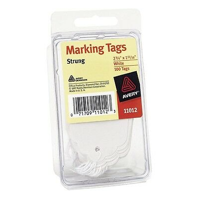 Avery Medium Weight Stock Marking Tags With String