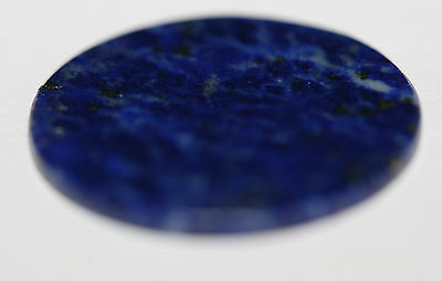 AAA TOP FINE  Natural Lapis Lazuli  15mm and 1mm Thick