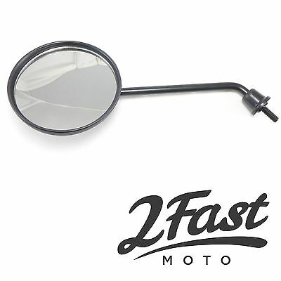 2FastMoto Replacement Left Side Yamaha Zuma Mirror Round 8mm Scooter