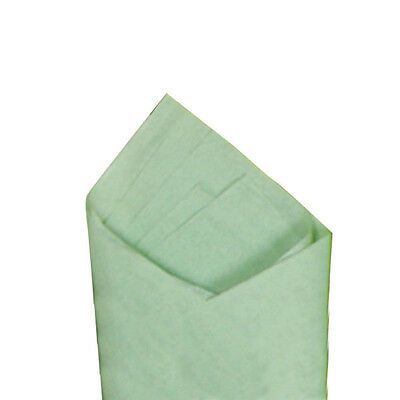 24 Sheets / Pack 20 x 30 Celery (Green) Quality Premium Grade Color Tissue Paper