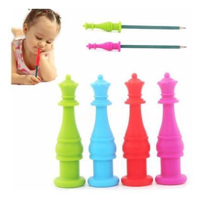 Free Chewing Pencil Cap Pen Topper Baby Infant Pacifier Teether Teething Toy S