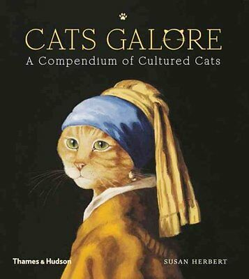 Cats Galore A Compendium of Cultured Cats by Susan Herbert 9780500239360