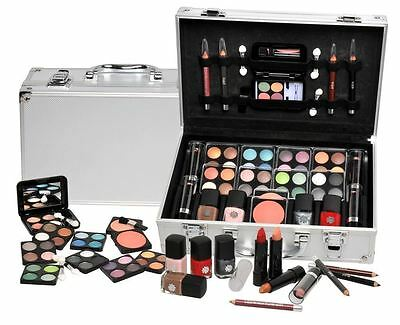 52 Set Vanity Case Beauty Cosmetic Gift Makeup Storage Box Travel Valentines Day