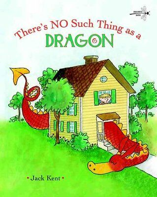 There's No Such Thing as a Dragon by Jack Kent 9780375851377 (Paperback, 2009)