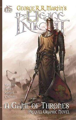 Hedge Knight The Graphic Novel by Mike S. Miller 9781477849101 (Paperback, 2013)