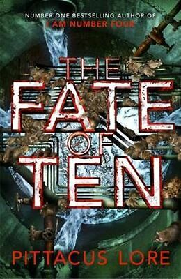 The Fate of Ten by Pittacus Lore 9781405913645 (Paperback, 2016)