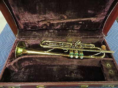 1958 Olds Mendez Trumpet with Original Case, Just Serviced, Great Player