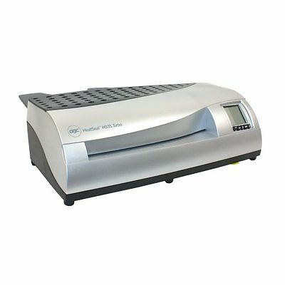 Laminator A3 HIGH SPEED HeatSeal H535 Turbo Laminator -